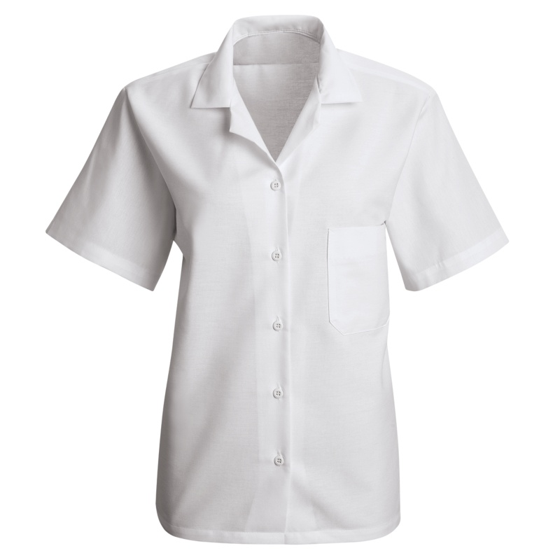 Perfect Blouse For Working Women At Pinstripe Amp Pearls _ Classic White Blouse