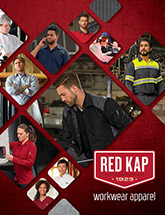 Red Kap Work Apparel