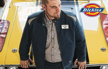 Dickies Automotive Shop Collection