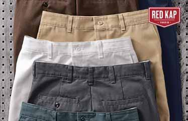 Work Pants Starting At $16.35
