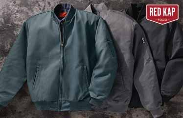 Work Jackets Starting at $33.65
