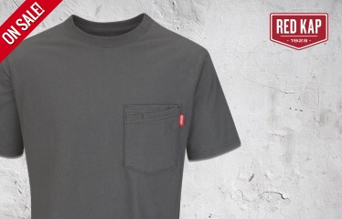 New Red Kap Performance Construction Shirts