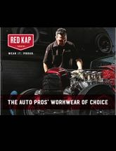 Red Kap Automotive Apparel